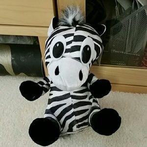 Other - Fun Zebra Plush